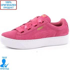 Puma Vikky Platform Pink - спортни обувки