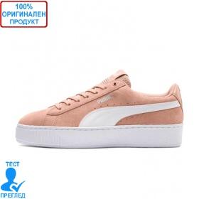 Puma Vikky Platform Pink White - спортни обувки