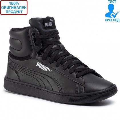 ОБУВКИ - Puma Vikky V2 Mid - спортни обувки - черно - черно