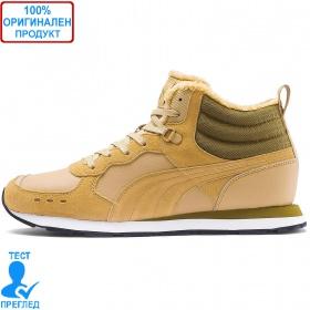 Puma Vista Mid - обувки - кафяво