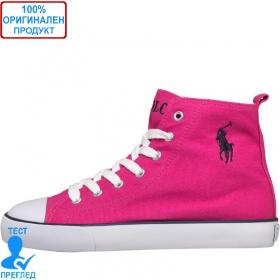Ralph Lauren - кецове - розово