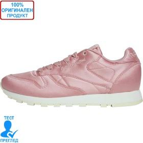 Reebok Classic - спортни обувки - розов сатен, Dreshnik.com