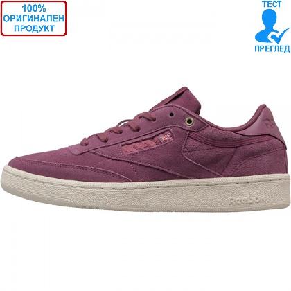 Reebok Classic Club C85 - спортни обувки - лилаво, Dreshnik.com