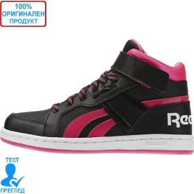 Reebok Classic Mission- кецове - черно - розово