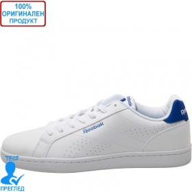 Reebok Classic Royal - спортни обувки - бяло - синьо, Dreshnik.com