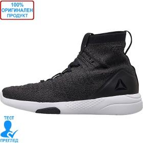 Reebok Hayasu Ultraknit - обувки - черно - сиво - бяло