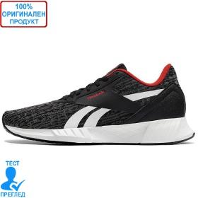 Reebok Lite Plus 2.0 - маратонки - черно - червено, Dreshnik.com