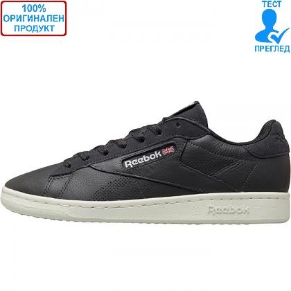 ОБУВКИ - Reebok NPC UK PFR - спортни обувки - черно - бяло