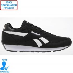 Reebok Rewind Run - спортни обувки - черно - бяло