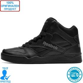 Reebok Royal BB4500 - обувки - черно - черно