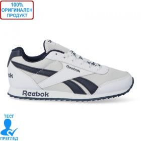 Reebok Royal Cl JOG 2.0 - спортни обувки - бяло - синьо
