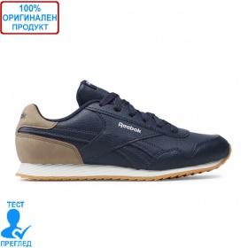 Reebok Royal CL Jog 3.0 Navy Brown - спортни обувки