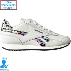 Reebok Royal Cl JOG 3.0 White - спорти обувки - пъстри