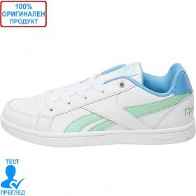 Reebok Royal Classic Prime - спортни обувки - бяло - зелено, Dreshnik.com