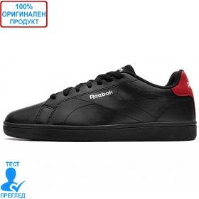 Reebok Royal Complete - обувки - черно - червено, Dreshnik.com