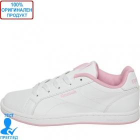 Reebok Royal Complete - спортни обувки - бяло - розово, Dreshnik.com