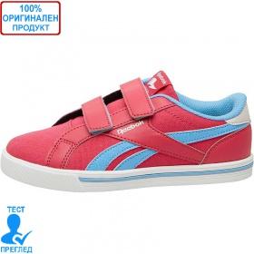 Reebok Royal Complete ALT - спортни обувки - розово
