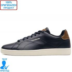 Reebok Royal Complete CLN Navy - спортни обувки - синьо
