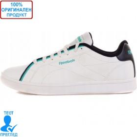 Reebok Royal Complete CLN White Blue - спортни обувки