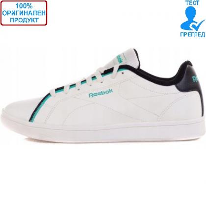 ОБУВКИ - Reebok Royal Complete CLN White Blue - спортни обувки