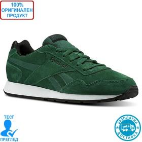 Reebok Royal Glide - спортни обувки - тъмно зелено