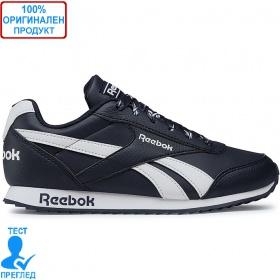 Reebok Royal Jog - маратонки - синьо - бяло