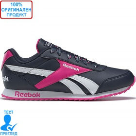 Reebok Royal Jog - маратонки -  синьо - розово