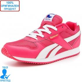 Reebok Royal Jogg - спортни обувки - розово, Dreshnik.com