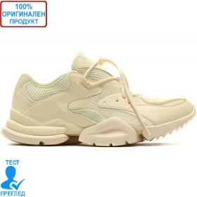 Reebok Run R 96 - маратонки - мръсно бяло