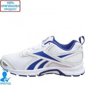 Reebok Triplehall- спортни обувки - бяло - синьо
