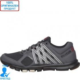 Reebok YourFlex Trainette - спортни обувки - сиво- черно