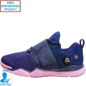 Reebok ZPump Fusion - синьо - розово