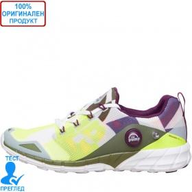 Reebok ZPump Fusion 2.0 - спортни обувки - лилаво - жълто