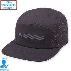 Supra - шапка с козирка - черно - черно