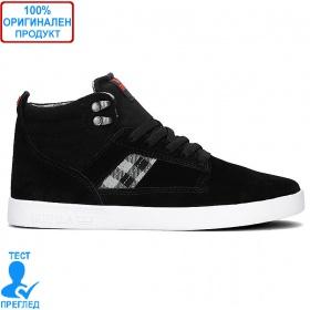 Supra Bandit - мъжки обувки - черно - каре
