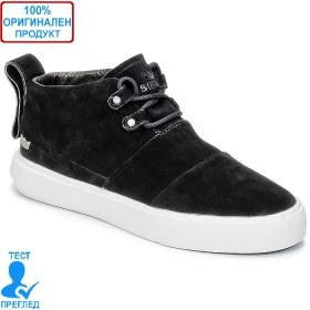 Supra Charles - обувки - черно - бяло
