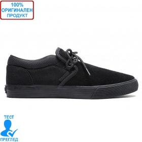 Supra Cuba - мъжки обувки - черно - черно