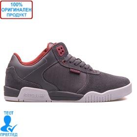 Supra Ellington - спортни обувки- тъмно сиво