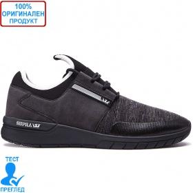 Supra Flow - маратонки - черно - черно