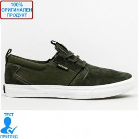 Supra Flow - мъжки обувки - зелено, Dreshnik.com