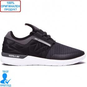 Supra Flow Run - маратонки - черно - бяло