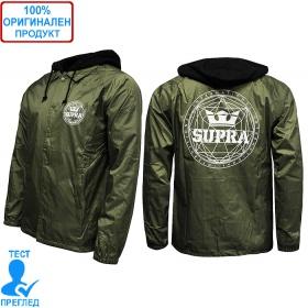 Supra Geo - мъжко яке - зелено