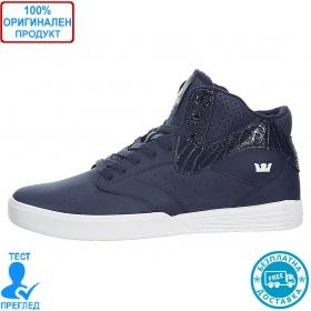 Supra Khan - мъжки обувки - тъмно синьо, Dreshnik.com