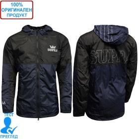 Supra Lightweight Dash - мъжко яке - тъмно синьо - черно