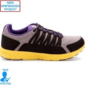 Supra Owen - спортни обувки - сиво - черно - жълто