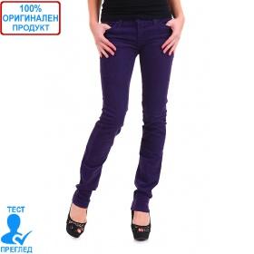 SW by Einstein - дамски джинси - лилаво