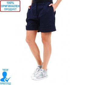 SW by Einstein - дамски къси панталони - синьо