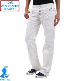 SW by Einstein - дамски панталон - бяло