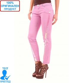 Yaz Gato by Einstein - дамски панталон - розово